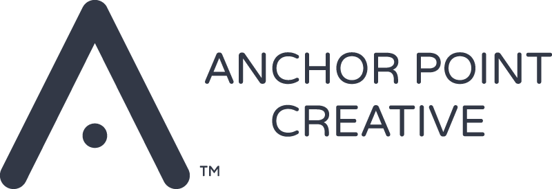 Anchor Point Creative Logo Dark